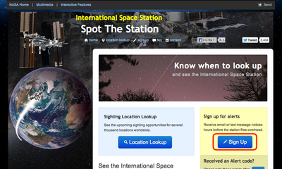 http://spotthestation.nasa.gov/